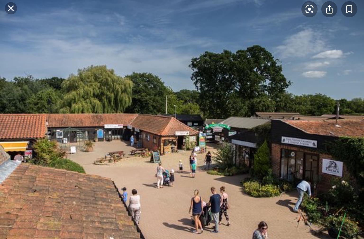 The Noor Company Pop Up Shop at Wroxham Barns