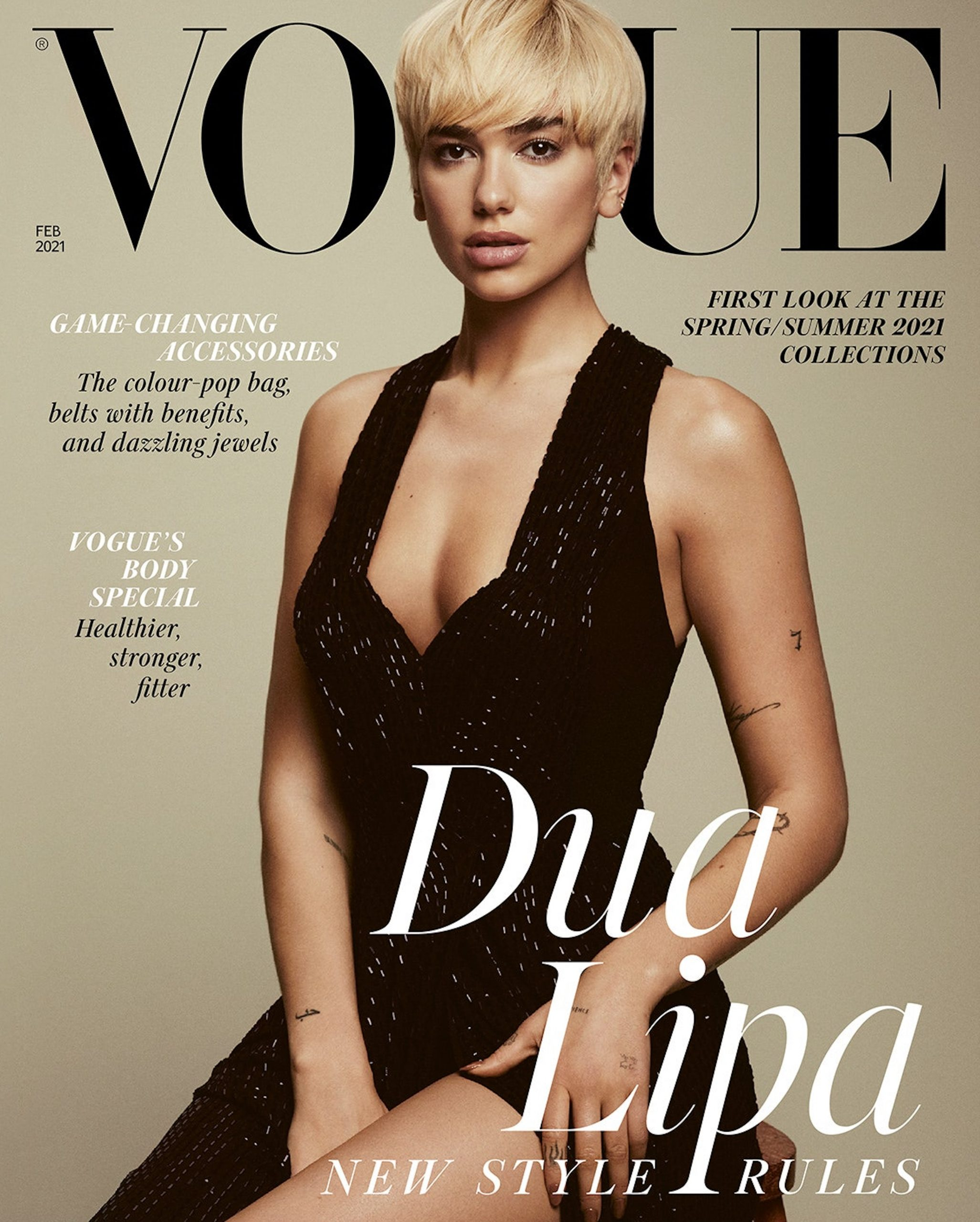 Vogue Cover Noor Candles