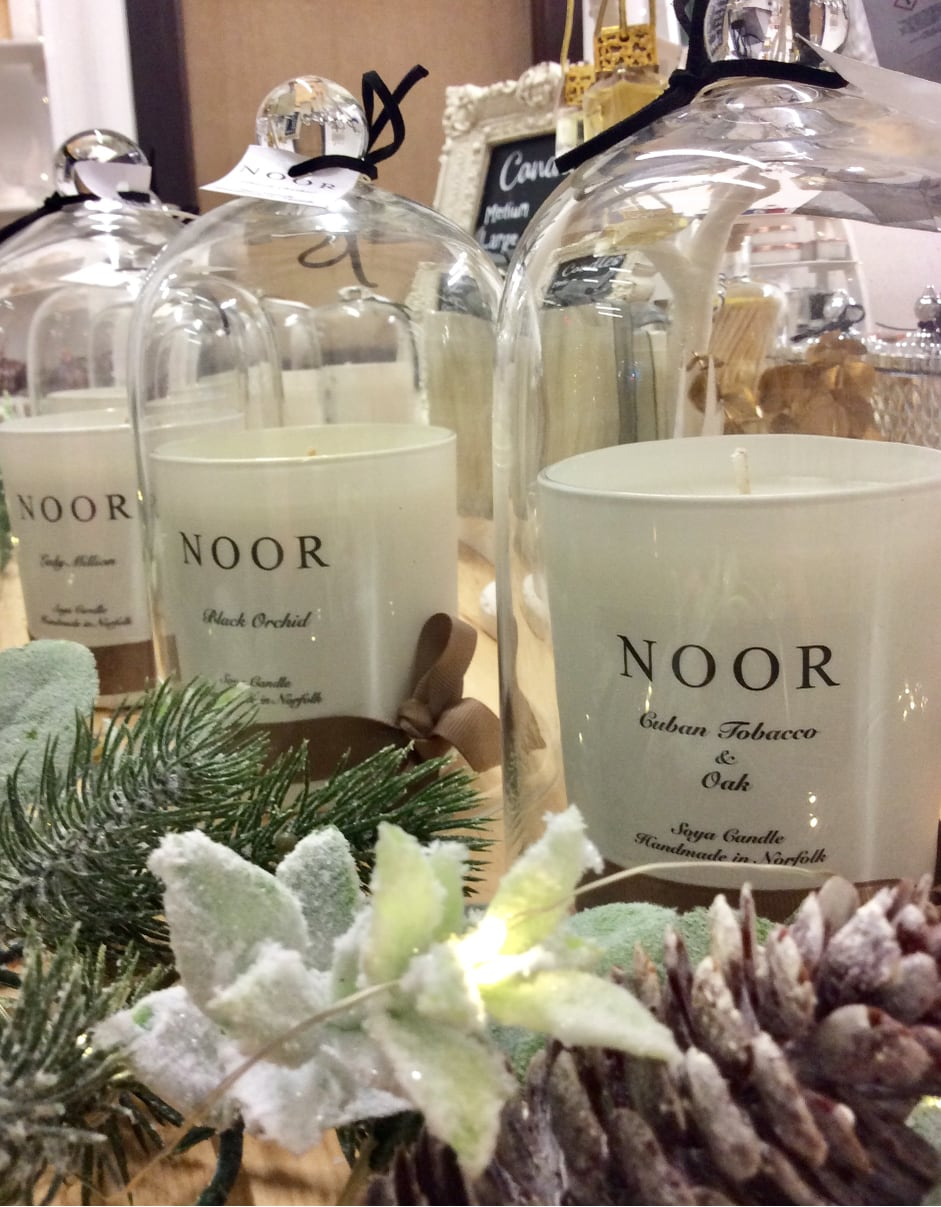 Luxury Candles from The Noor Company
