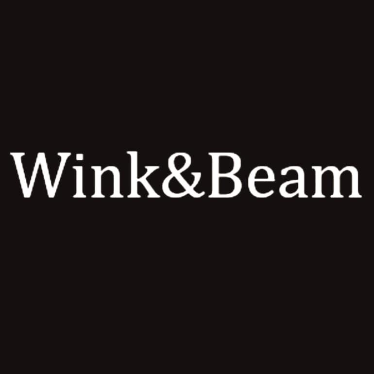 Wink and Beam Logo stockists of the Noor Company