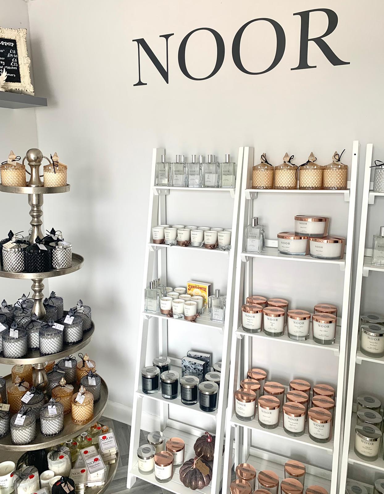 Luxury Candle Supplier Showroom